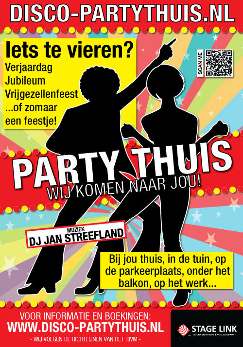 Party Thuis